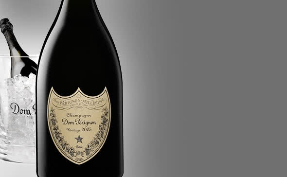 Dom Perignon 2005 Magnum with Ice Bucket